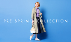 PRE SPRING COLLECTIONのセールをチェック