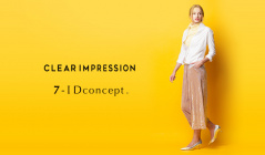 CLEAR IMPRESSION / 7-ID CONCEPT(クリア・インプレッション)のセールをチェック