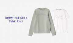 TOMMY HILFIGER & Calvin Kleinのセールをチェック