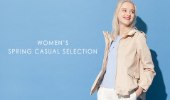WOMENS SPRING CASUAL SELECTIONのセールをチェック