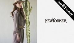 NEWYORKER(ニューヨーカー)のセールをチェック