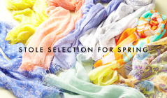 STOLE SELECTION FOR SPRINGのセールをチェック