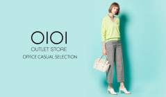 OIOI OUTLET STORE -OFFICE CASUAL SELECTION-のセールをチェック