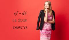 ef-de/Le souk/DRWCYS(ルスーク)のセールをチェック
