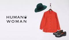 HUMAN WOMAN(ヒューマンウーマン)のセールをチェック