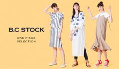 ONE PIECE SELECTION by B.C STOCK(ベーセーストック)のセールをチェック