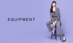 EQUIPMENT(セレクショングリット)のセールをチェック