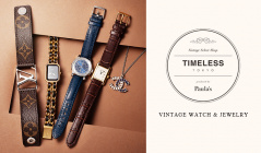 TIMELESS TOKYO -VINTAGE WATCH & JEWELRY -(タイムレス トウキョウ バイ パウラズ)のセールをチェック