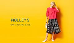 NOLLEY'S -GW SPECIAL SLAE-(ノーリーズ)のセールをチェック