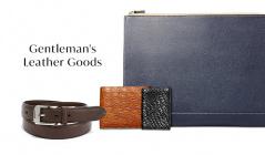 Gentleman's Leather Goodsのセールをチェック