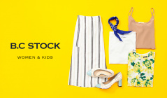 B.C STOCK WOMEN&KIDS(ベーセーストック)のセールをチェック