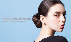 PEARL SWAROVSKI -petit luxurious selection-(フルールアンジュ)のセールをチェック