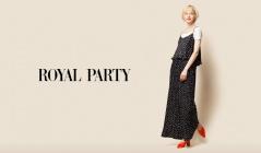 ROYAL PARTY ALL再販売(ロイヤルパーティー)のセールをチェック