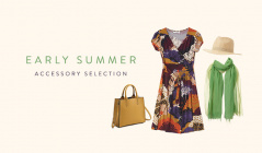 19I_27_35_EARLY SUMMER ACCESSORY SELECTIONのセールをチェック