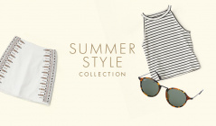 19S_22_8_SUMMER STYLE COLLECTIONのセールをチェック