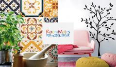 RoomMates-wall sticker(ルームメイツ)のセールをチェック
