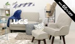 LUGS-スタイリッシュ・コンパクトな暮らしを-(ラグス)のセールをチェック