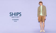 SHIPS OUTLET MEN -SUMMER-のセールをチェック