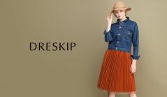 DRESKIP(ドレスキップ)のセールをチェック