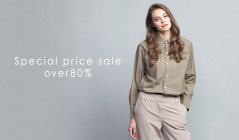 [Special price sale over80%]のセールをチェック