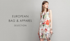 EUROPEAN BAG & APPAREL SELECTIONのセールをチェック