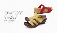 19I_16_34_COMFORT SHOES COLLECTIONのセールをチェック