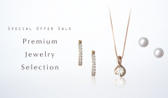 Special Offer Sale: Premium Jewelry Selectionのセールをチェック