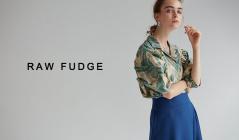 RAW FUDGE(ローファッジ)のセールをチェック