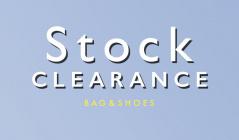 STOCK CLEARANCE BAG&SHOESのセールをチェック