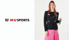 M・U SPORTS WOMEN(エムユースポーツ)のセールをチェック