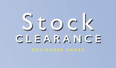STOCK CLEARANCE DESIGNERS  SHOESのセールをチェック