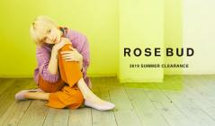 ROSE BUD -2019 SUMMER CLEARANCE-(ローズ バッド)のセールをチェック