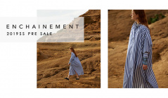 ENCHAINEMENT -2019SS PRE SALE-のセールをチェック