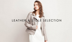 LEATHER & STOLE SELECTIONのセールをチェック