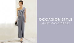 OCCASION STYLE -MUST HAVE DRESS-のセールをチェック