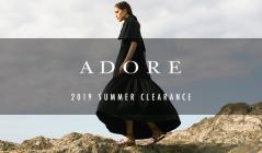 ADORE -2019 SUMMER CLEARANCE-(アドーア)のセールをチェック