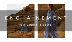 ENCHAINEMENT -2019 SUMMER CLEARANCE-のセールをチェック