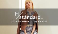 H/STANDARD -2019 SUMMER CLEARANCE-(アッシュ・スタンダード)のセールをチェック