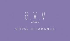 a.v.v Women -2019SS CLEARANCE-(アーヴェヴェ)のセールをチェック