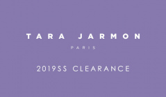 TARA JARMON -2019SS CLEARANCE-のセールをチェック