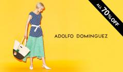 ADOLFO DOMINGUEZ WOMEN(アドルフォ・ドミンゲス)のセールをチェック