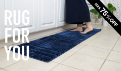 RUG FOR YOU -Kitchen Fabric Collection-のセールをチェック