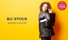 B.C STOCK WOMEN -SEASON OFF SELECTION-(ベーセーストック)のセールをチェック