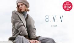 a.v.v Women -AW SEASON OFF ITEM-(アーヴェヴェ)のセールをチェック