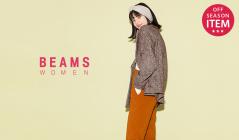 BEAMS WOMEN -OFF SEASON SPECIAL PRICE-(ビームス)のセールをチェック