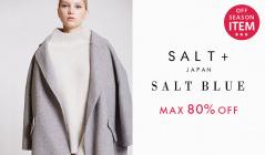 SALT+JAPAN_SEASON OFF ITEM-apparel-のセールをチェック