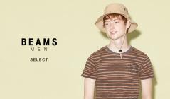 BEAMS MEN -SELECT-(ビームス)のセールをチェック