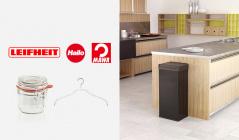 ドイツの家庭名品コレクション by LEIFHEIT/HAILO/MAWAのセールをチェック