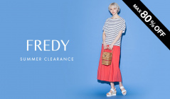 FREDY -SUMMER CLEARANCE-(フレディ)のセールをチェック