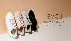 EVOL -PUMPS & SNEAKER COLLECTION-(イーボル)のセールをチェック